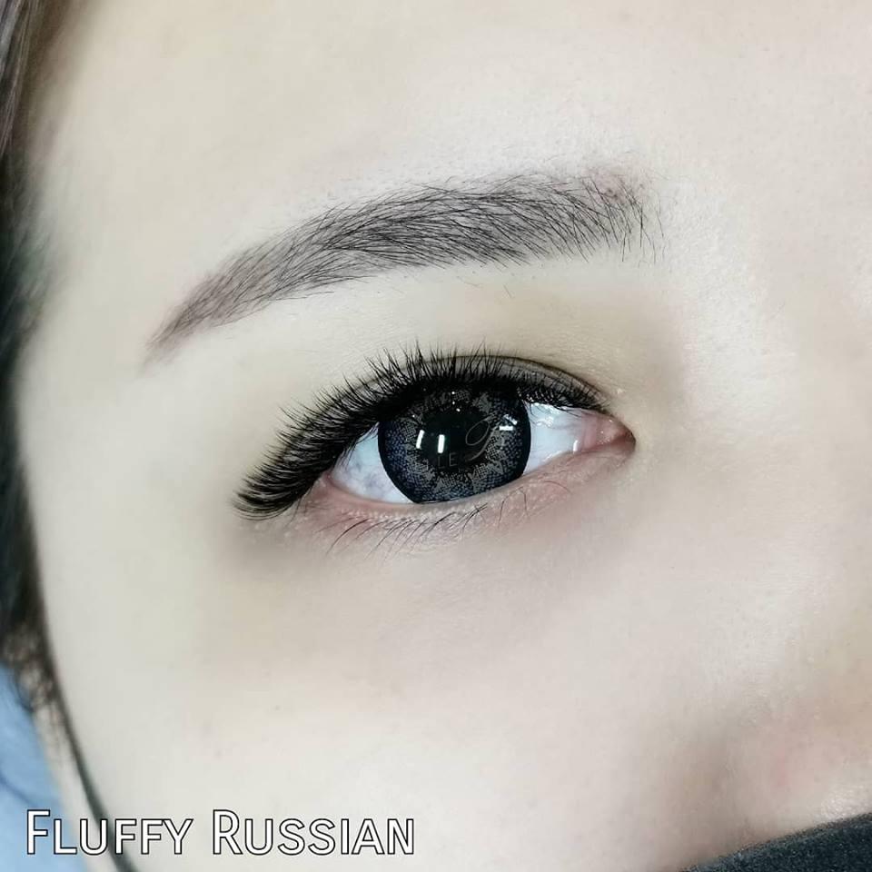 Russian Eyelash Extension Singapore
