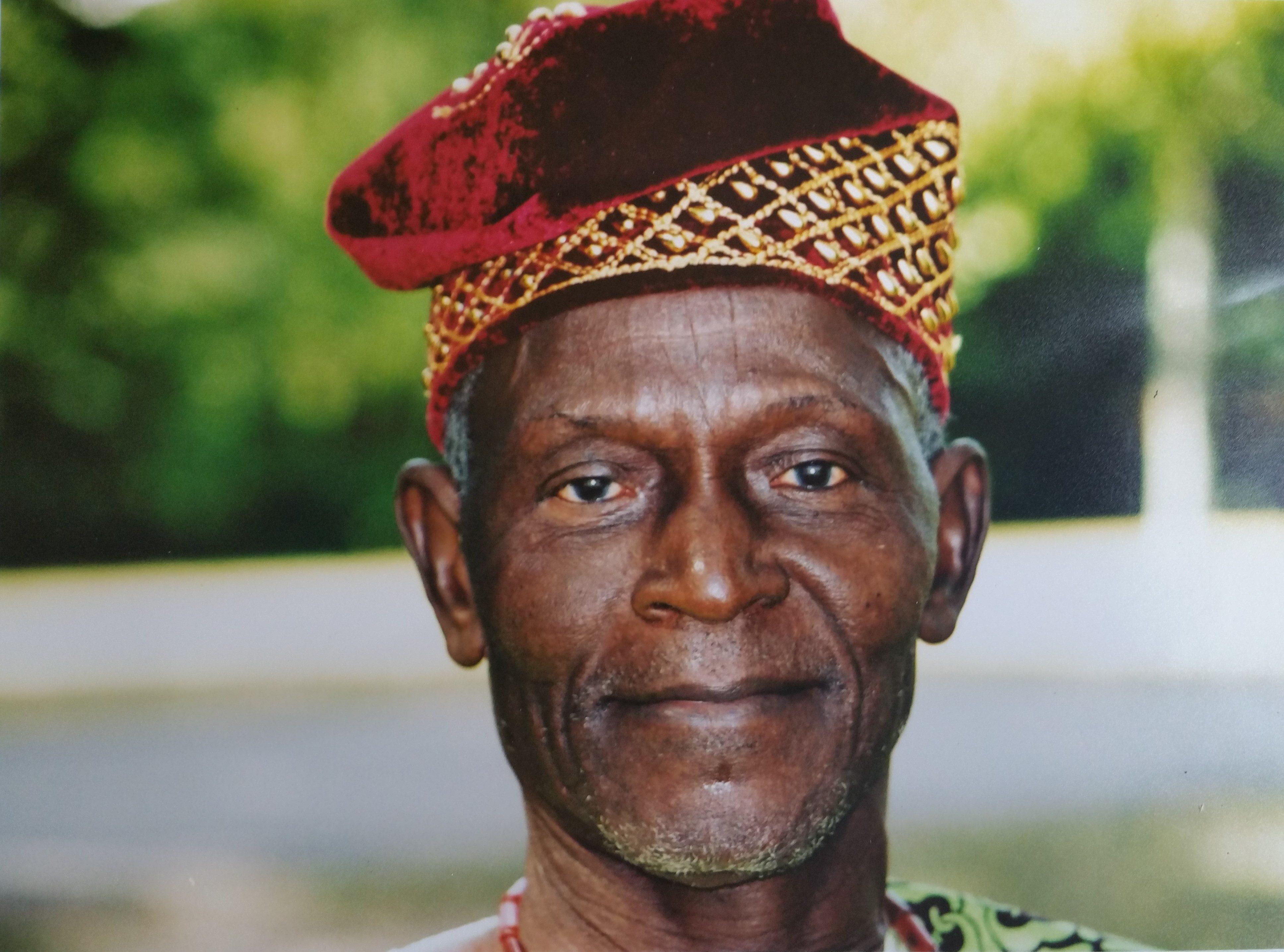 Chief (Dr.) Abel Ogundokun Odeleye (1922 - 2003)