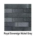 Royal Sovereign Nickel Gray