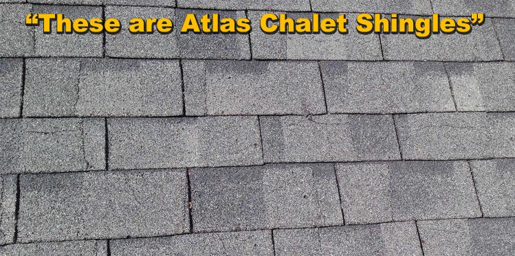 Atlas chalet roof shingles in Atlanta, GA