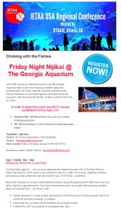 Nijikai Aquarium e-blast