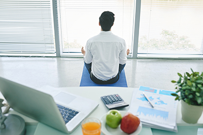 Grant Gamble Business Consulting   Blog   Mindful Leadership Practice   Meditation