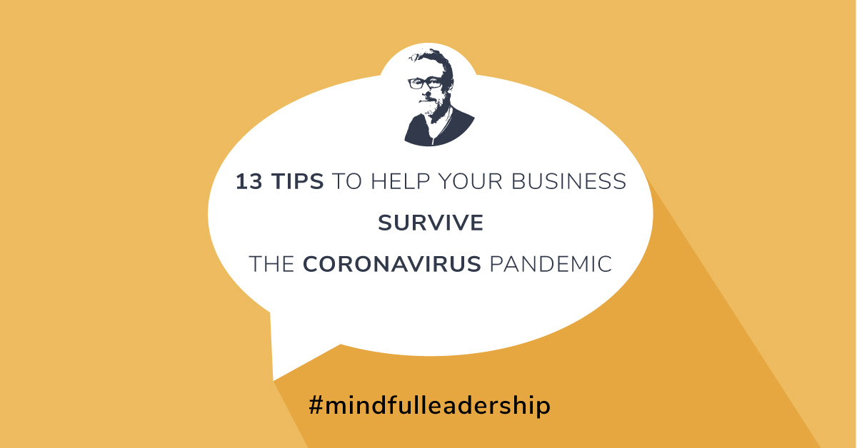 Grant Ian Gamble Business Consulting | 13 Tips to Help Your Business Survive the Coronavirus Pandemic