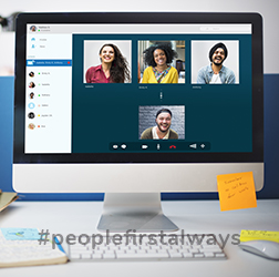 Grant Ian Gamble Business Consulting Blog | Virtual Stand-Up: A Simple Communication Tool for Your and Your Team During COVID
