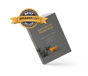 Grant Ian Gamble Business Consulting | Author | Speaker | Business Consultant | Coach |The Affinity Principle | Best Seller Logo
