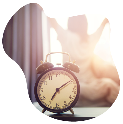 Are you getting an average of 49-56 hours of sleep per night?