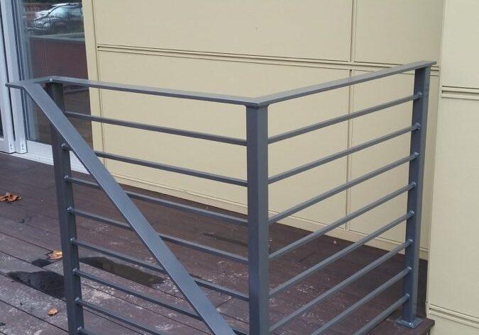 E34 Exterior Modern Contemporary Style Railing
