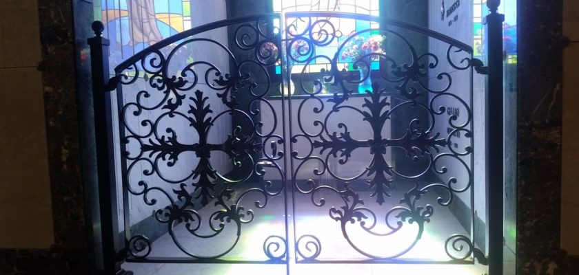 EG1 Decorative Iron Gate