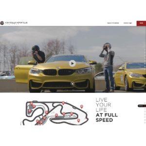 Monticello Motor Club website
