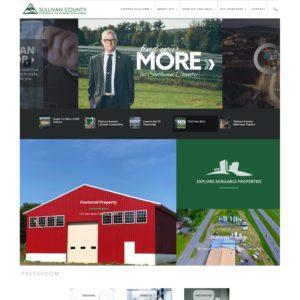 SC Partnership for Economic Development website