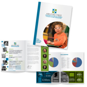 Abilities First annual report