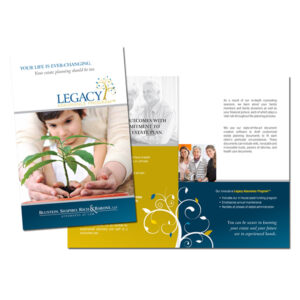 BSR&B Legacy Assurance brochure