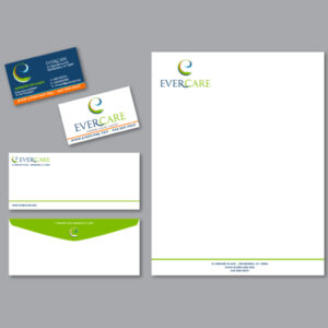 EverCare Branding collateral