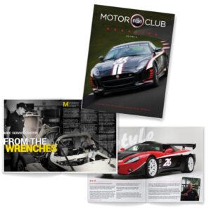 Motor Club Magazine - Volume 3