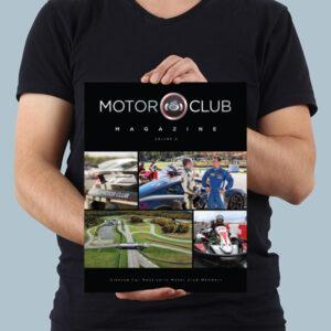 Motor Club Magazine - Volume 4