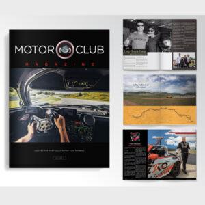 Motor Club Magazine - Volume 6