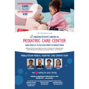 Middletown Medical Pediatric Care Center poster