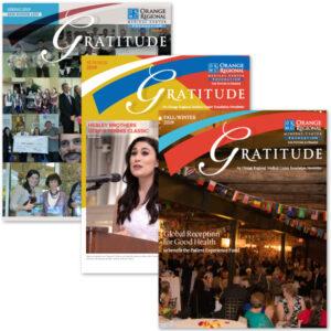 ORMC Foundation Gratitude newsletter