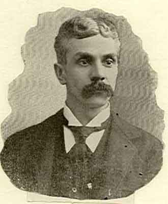 Charles Schumacker Worthy Grand Patron 1897 - 1898