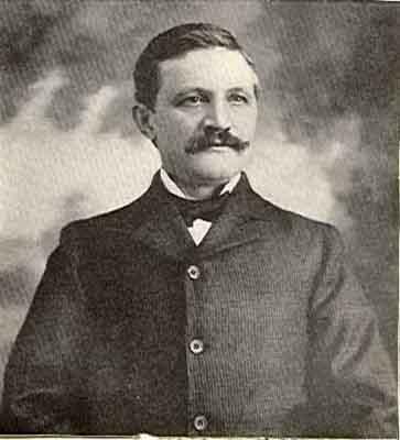 William T. Smith Worthy Grand Patron 1899 - 1900