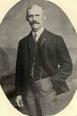 William H. Heselbarth Worth Grand Patron 1905 - 1906