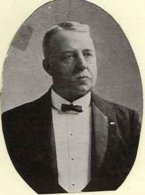 T. Wilbur Kyte Worthy Grand Patron 1906 - 1907