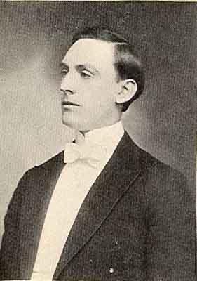 John B. Martin Worthy Grand Patron 1909 - 1910