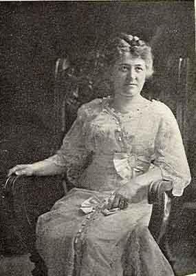 Margaret L. McGill Worthy Grand Matron 1914 - 1915