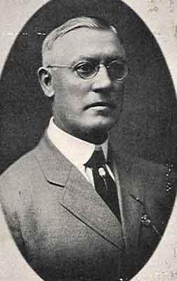 Henry H. Pollock Worthy Grand Patron 1917 - 1918