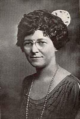 Mary R. Nash Worthy Grand Matron 1924 - 1925