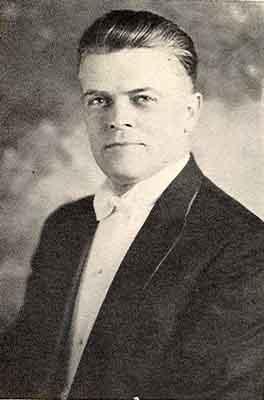 Harry R. Grahm Worthy Grand Patron 1930 - 1931