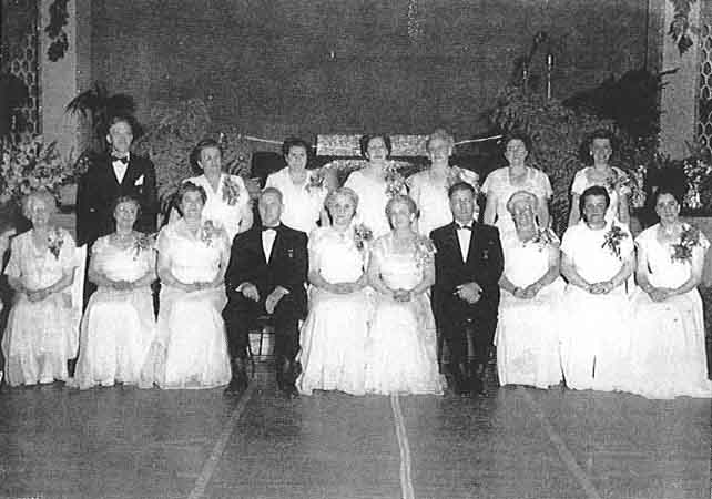 GRAND OFFICERS - 1950
