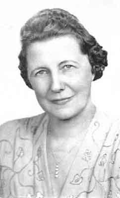 Anna K. Craig Worhy Grand Matron 1947 - 1948