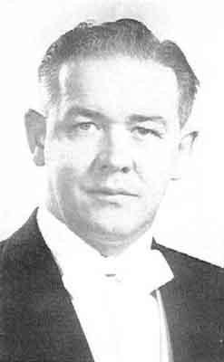 Llewyn U. Thomas Worthy Grand Patron 1948 - 1949