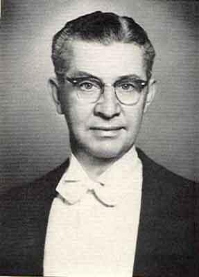 Robert F. Ridgeway Worthy Grand Patron 1956 - 1957
