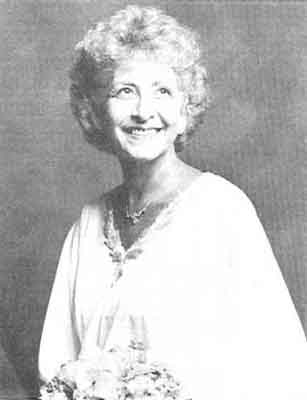 Jacqueline A Lampert Worthy Grand Matron 1980 - 1981