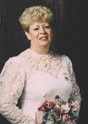 Ann Johnson Hofius Worthy Grand Matron 1990 - 1991