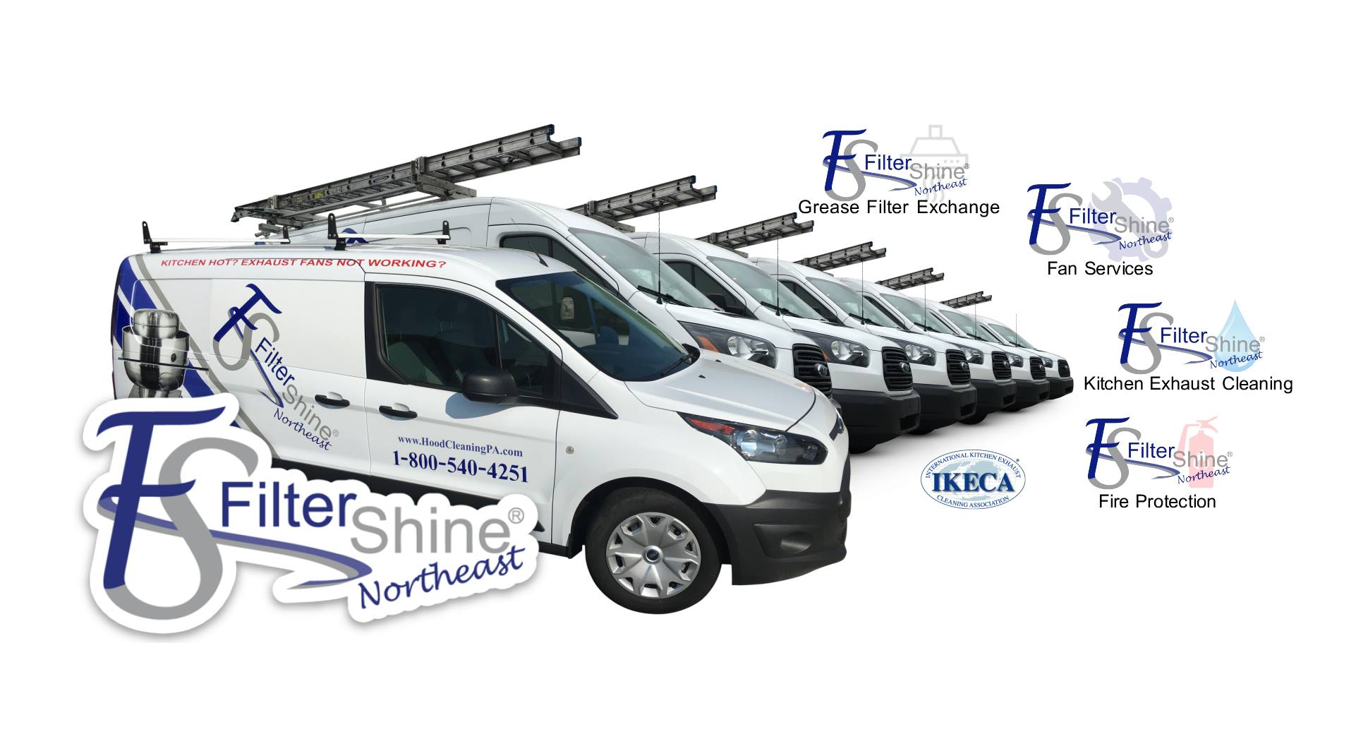 FilterShine Northeast Vans and Services
