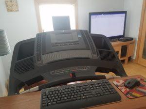 My New Walking Desk