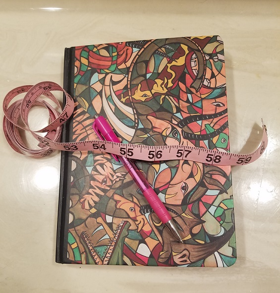Body Measurements Journal