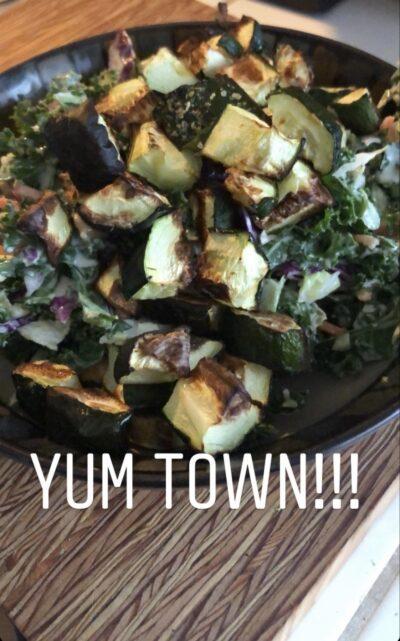 Big Ass Salad from Pam Sherman