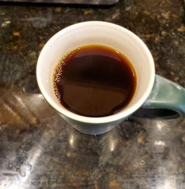 home roasting coffee beans