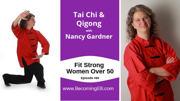 Tai Chi & Qigong with Nancy Gardner - 60 be