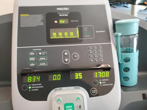 Intervals on the Treadmill