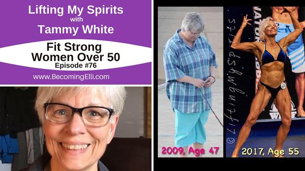 Lifting My Spirits with Tammy White