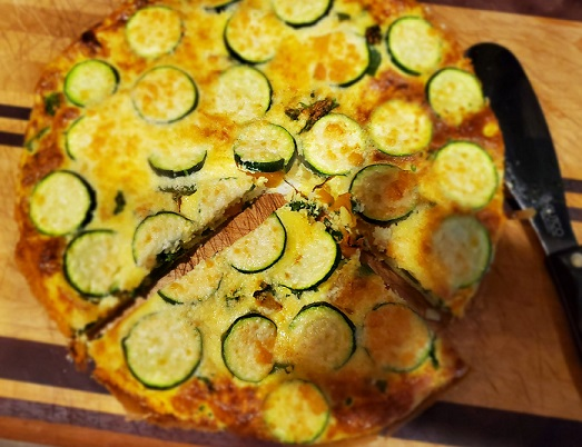 A Variation on the Frittata