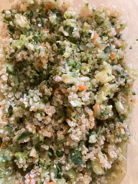 ides of march veggie salad