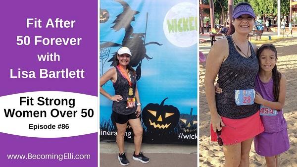 Fit After 50 Forever Lisa Bartlett