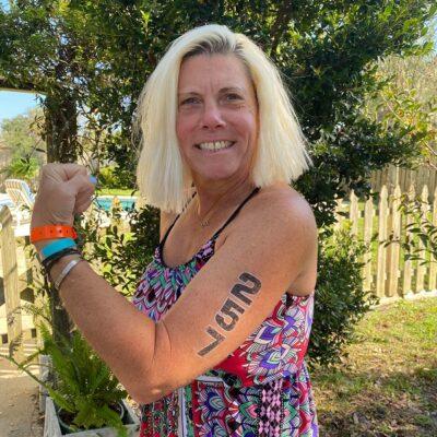Susan Haag triathlon fanatic