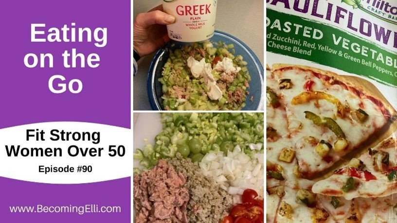 Eating on the Go - Healthy Eating